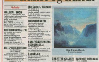 Dagbladet kunst og kultur